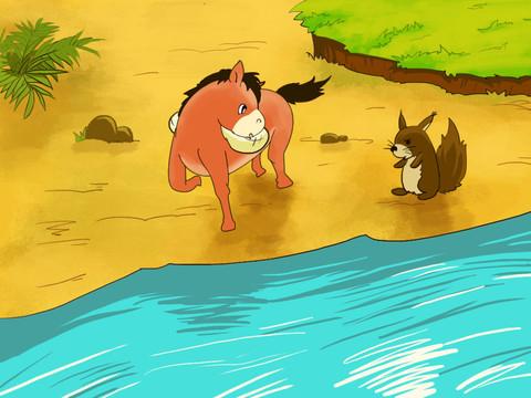 tsbaby小马过河