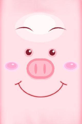可爱的小猪动态壁纸下载