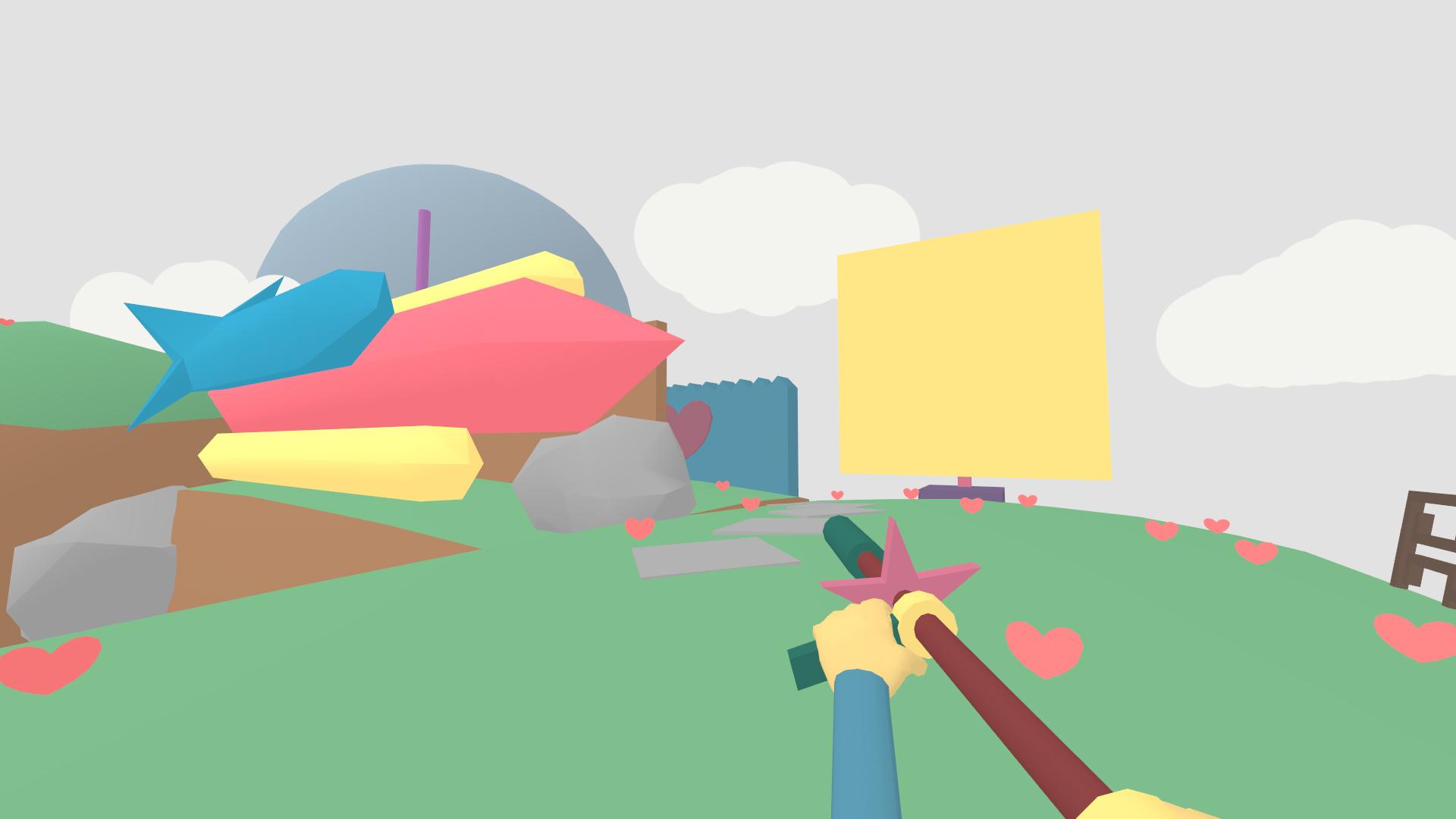 亲测不支持天猫魔盒 可爱星球是相当有特色的FPS独立作品,游戏中玩家将置身于一个奇异的世界中,这个世界由相当简单的色调而构成,并且所有景色可爱迷人,但是不要被这美丽的外表所欺骗,其实这里充满了危险,想要活下去必须不断战斗。 游戏虽然风格简易,不过3D效果依然相当的流畅逼真,玩家在游戏中将使用场景中现有的装备道具,与各式各样长相甜美可爱但性情极为凶残的怪物展开战斗,游戏节奏较快,对玩家的操作要求颇高,同时游戏中还设计了许多怪异的陷阱,喜欢的玩家还是亲自体验下吧。