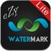 eZy Watermark lite - 照片水印APP的