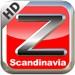ZorroGPS HD Scandinavia – Nordics: Danmark, Norge,