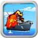 Battle by ships 20x20