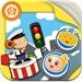 交通安全棋 - 幼儿益智游戏(交通知识)- 黄金教育