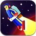 宇航员梦游太空