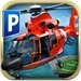 3D Helicopter Parking Simulator Game: Real Heli Fl