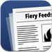 Fiery Feeds for iPad - A client for Feedly, Feedbi
