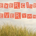 Exercise Anywhere..!!