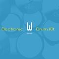Electronic W Drum Kit