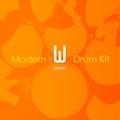 Modern W Drum Kit