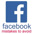 Facebook-Mistakes To Avoid