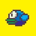 Flappy Bird Reverse