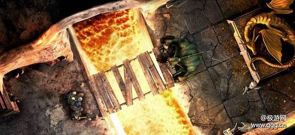 魔幻战棋移动游戏《战锤任务》最新截图曝光-极游网