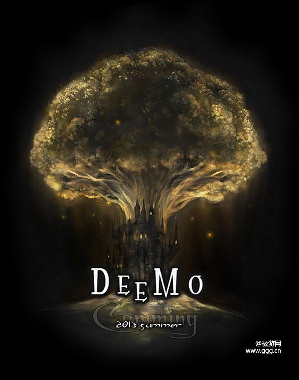 雷亚音乐游戏deemo『古树旋律』预告网页曝光