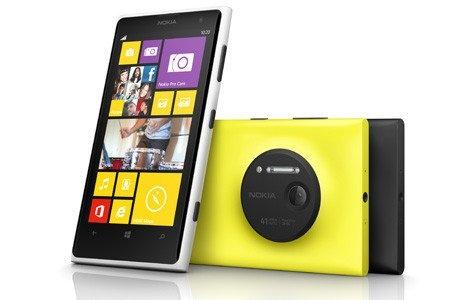 上市三周就降价 Lumia1020合约价下调100美元